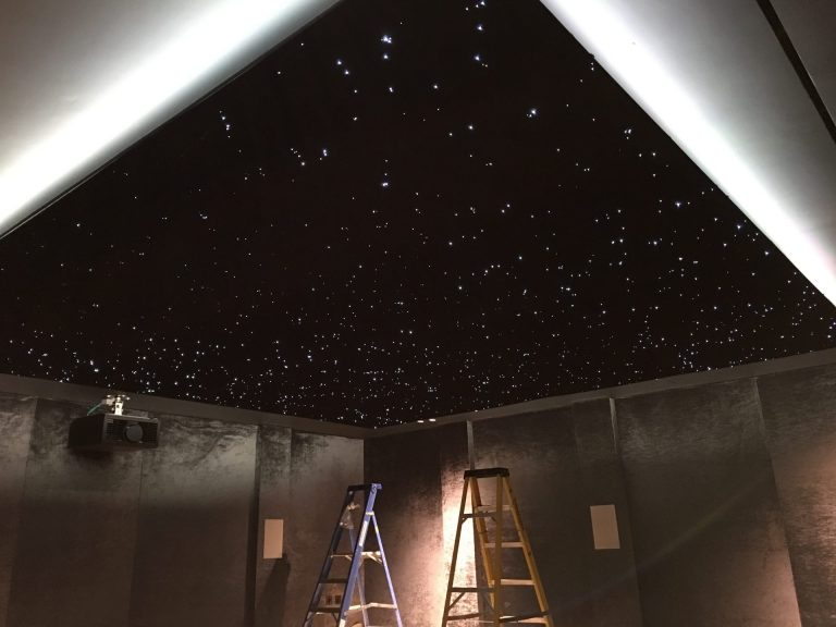 ceiling lights stars