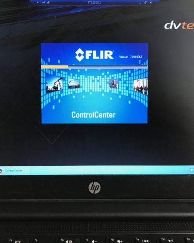 computer screen control center
