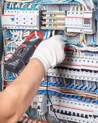 main fusebox repair