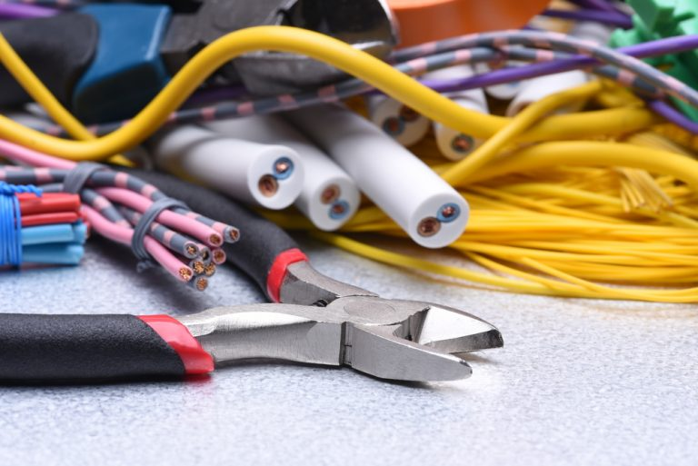 wiring and cable cutters